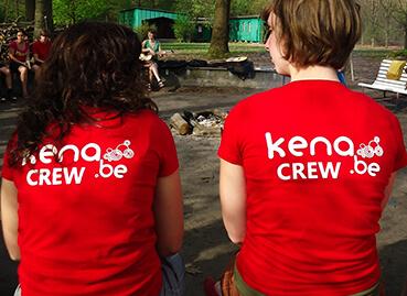 Kena crew T-shirt webshop